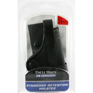 Uncle Mike's Standard Retention Holster Right Hand GLOCK 20, 21, 29, 30 Black 98251
