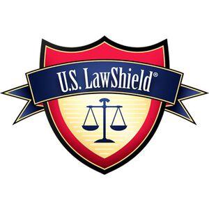 U.S. Law Shield Red Plastic Chamber Flag/Indicator