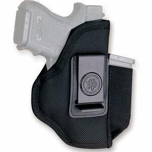 DeSantis Pro Stealth N87 SIG Sauer P365 IWB Holster Ambidextrous Nylon Black