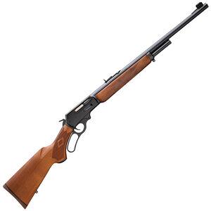"Marlin Model 1895 Lever Action Rifle .45-70 Gov 22"" Barrel 4 Rounds Walnut Stock Blued Finish 70460"