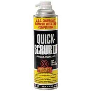 Shooter's Choice Quick Scrub III 15 oz. Aerosol