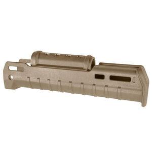 Magpul Zhukov-U AK47/AK74 Hand Guard Aluminum/Polymer Flat Dark Earth