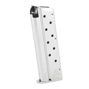 Mec-Gar 1911 9mm Magazine 9 Rounds Nickel Steel MGCGOV9LN
