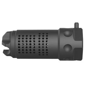 Knights Armament Company 556MAMS Multi-Axis Muzzle Stability Muzzle Brake Kit QDC Suppressor Compatible 5.56mm NATO Caliber Steel Black 30168