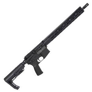 "Radical Firearms AR-15 Semi Auto Rifle 5.56 NATO 16"" Barrel 30 Rounds M-LOK Rail Collapsible Stock Black"
