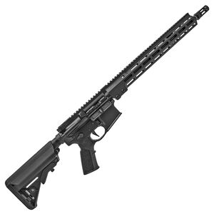 "Geissele Automatics Super Duty AR-15 Rifle 5.56 NATO 16"" Barrel No Magazine SMR MK16 Free Float Rail B5 SOPMOD Luna Black"
