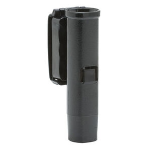 "Monadnock  Baton Holder with AutoLock for 21"" to 26"" Batons 45 Degree Swivel Clip-on Basketweave 3634/L"