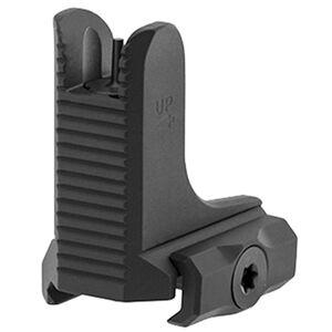 UTG AR-15 Super Slim Fixed Low Profile Front Sight, Black