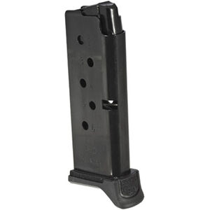 Ruger LCP II .380 ACP Magazine, 6 Rounds, Steel, Blued