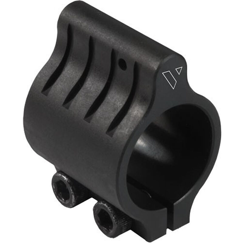 "VLTOR AR-15 Clamp On Low Profile Gas Block 0.750"" Black"