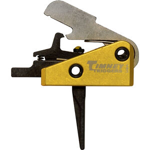 Timney Triggers AR-15 Competition Trigger, 3lb, Straight Trigger, Small Pin