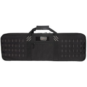 "G-Outdoors Tactical Special Weapons Case 34"" Length Hard Sided 1000 Denier Black"