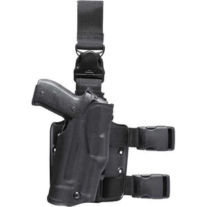 Safariland 6355 ALS Quick Release Tactical Holster Fits GLOCK 17/22 Right Hand Hardshell STX Tactical Foliage Green