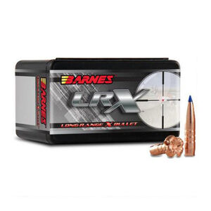 Barnes 7mm Caliber Bullet 50 Projectiles LRX 145 Grain