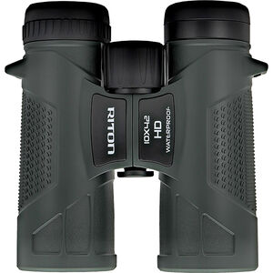 Riton Optics RT-B Mod 5 10x42 HD Binoculars, Magnesium Alloy, BAK 4 Prism