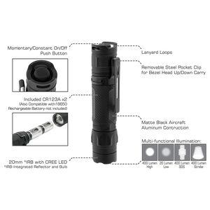 UTG Every Day Carry Tactical Flashlight  LT-ELEDC01