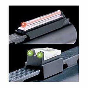 TRUGLO 6mm Magnum Gobble-Dot Fiber Optic Shotgun Sights Contrasting Colors TG941XC