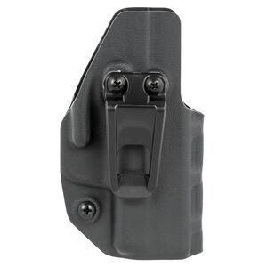 Crucial Concealment Covert IWB Holster Springfield Hellcat Ambidextrous Kydex Black