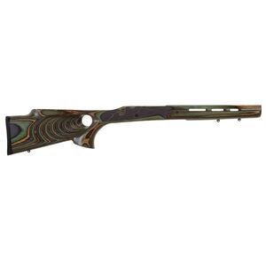 Boyds Hardwood Gunstocks Varmint Thumbhole Stock for Weatherby Vanguard SA Bull Barrel Laminated Hardwood Forest Camo