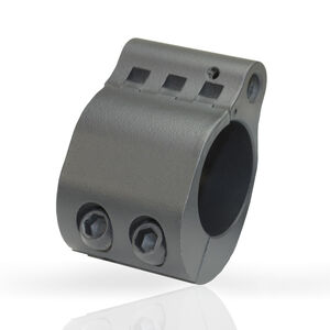 "Yankee Hill Machine AR-15 Low Profile Hinged Style Gas Block .750"" Diameter Clamp On Screw Mounted Matte Black Finish"