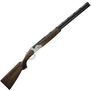 "Beretta 686 Silver Pigeon I Over/Under Shotgun 28 Gauge 26"" Barrel 2-3/4"" Chamber 2 Rounds Walnut Stock Blued Finish with Engraved Receiver J6863M6"