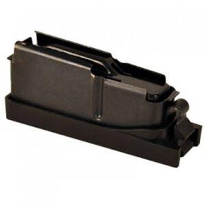 Remington Model 783 Long Action Caliber Rifle Magazine 4 Rounds .270 Winchester/.30-06 Springfield Steel Sleeve Polymer Base Plate Matte Black Finish 19523