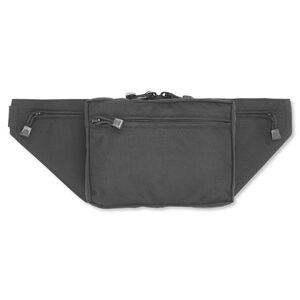 BLACKHAWK! Handgun Concealment Fanny Pack Large Frame Handguns Ambidextrous Nylon Black 60WF06BK