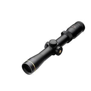 Leupold VX-R  2-7x33 Riflescope FireDot Duplex Illuminated Reticle 1/4 MOA Extended Focus Range Eyepiece Matte Black 110684
