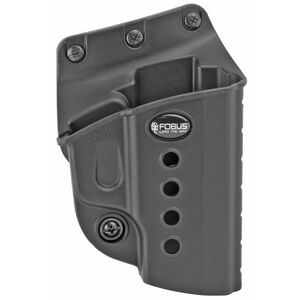 Fobus Evolution Belt Holster Fits CZ 97B M&P Shield 9/40 and Similar Right Hand Polymer Black