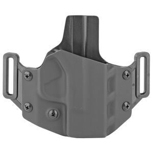 Crucial Concealment Covert OWB Holster for Springfield Hellcat Right Hand Kydex Black