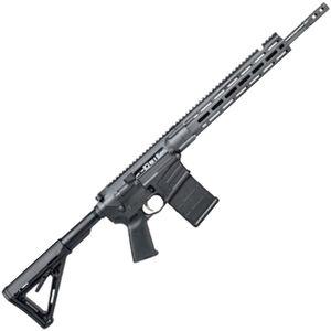 "Savage MSR 10 Hunter .308 Winchester Semi Auto Rifle 16"" Barrel 20 Rounds Free Float M-LOK Hand Guard Magpul Furniture Matte Black"