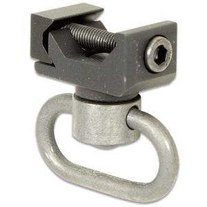 Daniel Defense AR-15 Rail Mount QD Swivel Attachment Point Aluminum Black 03-021-30029