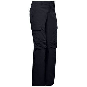 Under Armour Performance Tactical Women's Patrol Pants Polyester Ripstop Size 14 Black