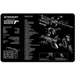 "TekMat GLOCK Armorer's Mat Neoprene 11""x17"""
