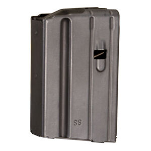 Windham Weaponry AR-15 Magazine 7.62x39 5 Rounds Stainless Steel Black