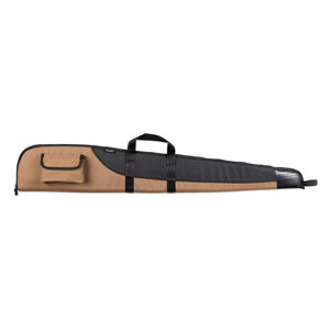 "Bulldog Cases Superior Series 44"" Rifle Case Black And Tan BD231"