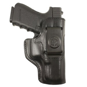DeSantis Inside Heat IWB Holster S&W M&P Shield 45 Left Hand Black 127BB5EZ0