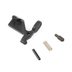 LBE Unlimited AR-15 Bolt Catch Assembly Steel Black ARBCASY