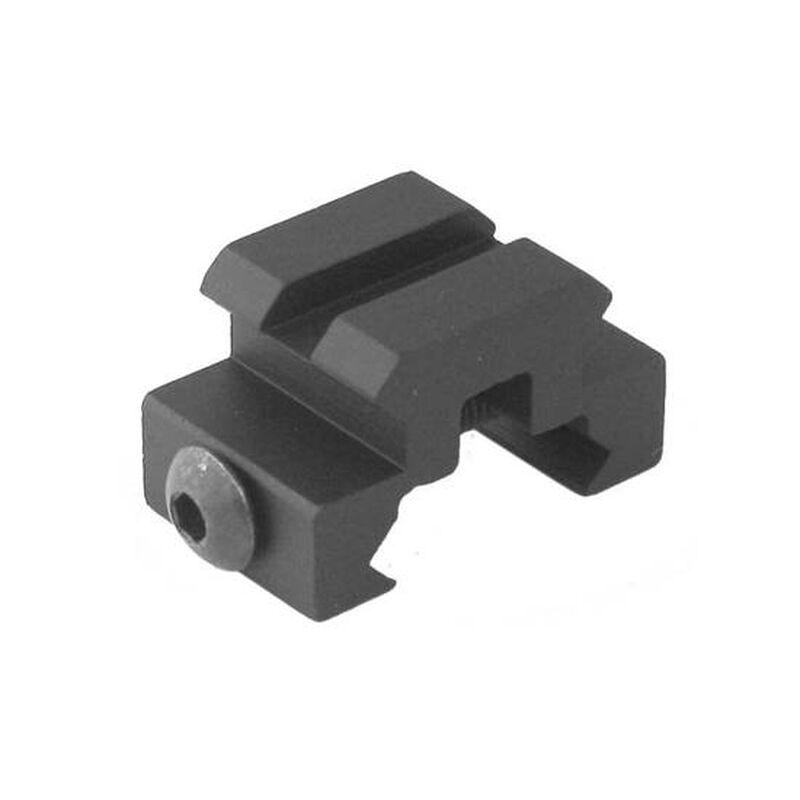 "Yankee Hill Machine AR-15 1 Slot Picatinny Riser .5"" Aluminum Anodized Black YHM-9490"