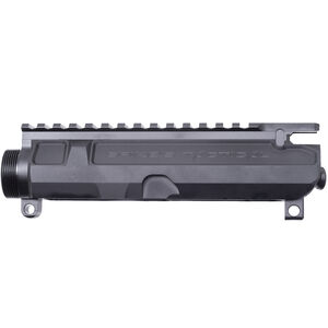 Spike's Tactical AR-15 Gen II Billet Stripped Upper Receiver Aluminum Black Anodized Finish SFT50B2