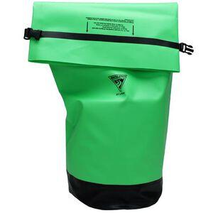 "Seattle Sports Explorer Dry Bag XL 25""x13"" Vinyl Coated Nylon Lime Green 017648"