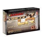 Barnes VOR-TX Long Range .375 Remington Ultra Magnum Ammunition 20 Rounds 270 Grain LRX Boat Tail Lead Free 2980fps