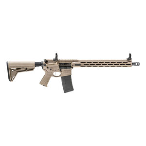 "Springfield Armory SAINT Victor AR-15 5.56 Semi Auto Rifle 16"" Barrel  M-LOK Freefloat Magpul MOE Grip and Stock FDE"