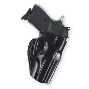 Galco Stinger Belt Holster Fits Ruger LCP II Right Hand Leather Black