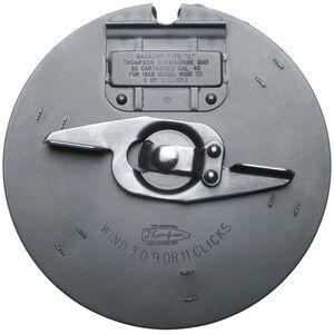 Auto-Ordnance Thompson Long Gun 50 Round Drum Magazine .45 ACP Steel Blued Finish