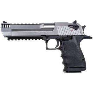 "Magnum Research Desert Eagle XIX Semi Auto Pistol 44 Mag 6"" Barrel 8 Rounds Black Aluminum Frame Stainless Steel"