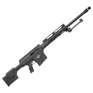 "Bushmaster BA50 .50 BMG Bolt-Action Rifle, 30"" Barrel, 10 Rounds, Black Anodized"