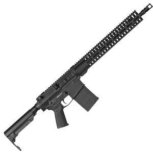 "CMMG Resolute 300 Mk3 .308 Winchester AR Style Semi Auto Rifle 16"" Barrel 20 Round Magazine RML15 M-LOK Hand guard RipStock Collapsible Stock Graphite Black Finish"