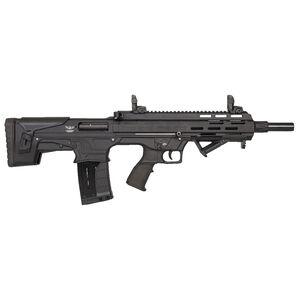 "Landor Arms BPX 902-G2 12 Gauge Semi Auto Shotgun 18.50"" Barrel 3"" Chamber 5 Rounds Detachable Box Magazine Bullpup Synthetic Stock Black Finish"