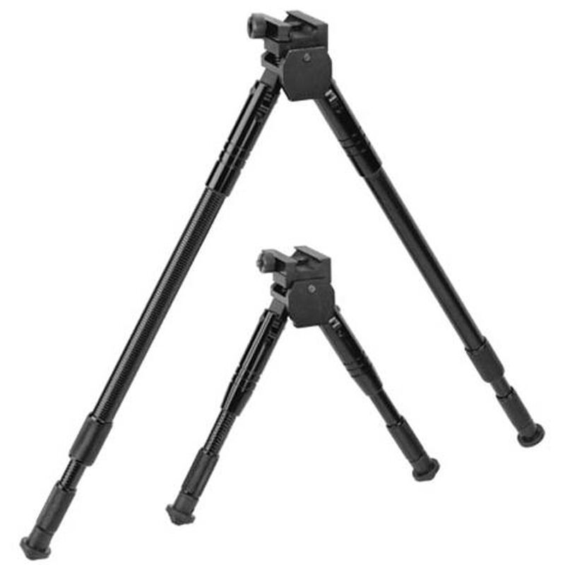 "Caldwell AR-15 Prone Shooting Bipod 7.5""-10"" Aluminum Black 521123"